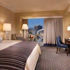 Omni Los Angeles Hotel at California Plaza 4* Номер Премьер с двуспальной кроватью
