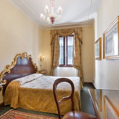 Hotel San Cassiano Ca'Favretto 4* Улучшенный номер с различными типами кроватей