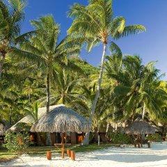 Отель Sofitel Bora Bora Marara Beach Resort Французская Полинезия, Бора-Бора - отзывы, цены и фото номеров - забронировать отель Sofitel Bora Bora Marara Beach Resort онлайн пляж