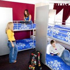 Отель USA Hostels San Francisco Кровать в женском общем номере с двухъярусной кроватью фото 2