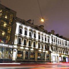 Гостиница Кебур Палас фасад