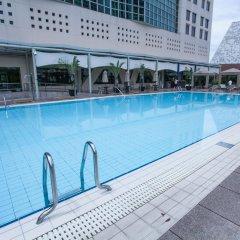 Отель Conrad Centennial Singapore спортивное сооружение