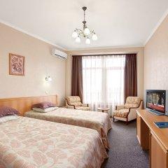 Hotel Dnipro 4* Стандартный номер с 2 отдельными кроватями