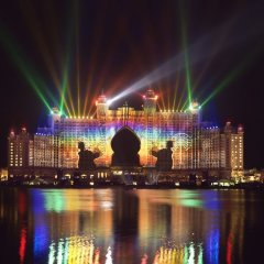 Отель Atlantis The Palm экстерьер