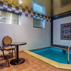 Гостиница Оазис бассейн фото 3