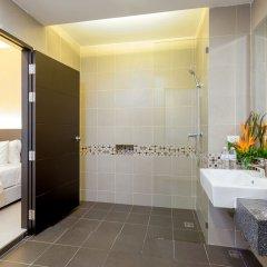 Отель Patong Bay Hill Resort 4* Люкс с различными типами кроватей фото 6