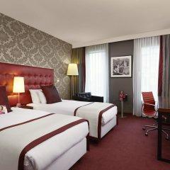 Отель Crowne Plaza Amsterdam South 4* Улучшенный номер с различными типами кроватей