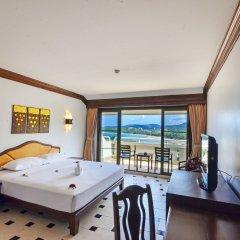 Отель Orchidacea Resort 4* Номер Делюкс