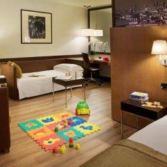 Отель Starhotels Ritz 4* Стандартный семейный номер с двуспальной кроватью