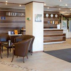 St. Ivan Rilski Hotel & Apartments ресепшен