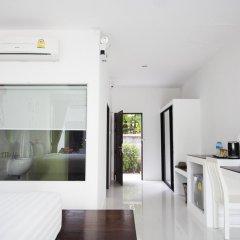 Отель Alphabeto Resort 3* Номер Делюкс с различными типами кроватей