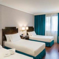 Sercotel Gran Hotel Conde Duque 4* Стандартный номер с двуспальной кроватью фото 2