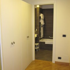 Отель Residence De La Gare 4* Апартаменты с различными типами кроватей