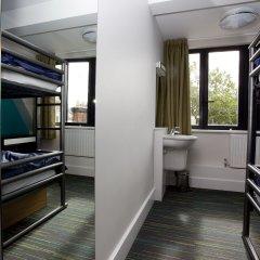 Отель YHA London St Pauls Стандартный номер с различными типами кроватей