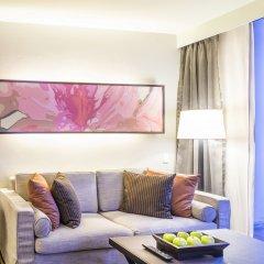 Отель Chatrium Residence Sathon Bangkok 4* Стандартный номер фото 3