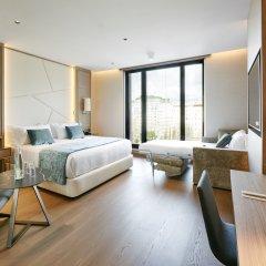 Отель VP Plaza España Design 5* Стандартный номер с различными типами кроватей