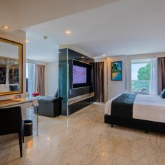 Отель Centara Grand Phratamnak Pattaya 5* Полулюкс с различными типами кроватей
