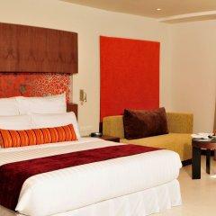 Отель Millennium Resort Patong Phuket 5* Номер Делюкс с двуспальной кроватью фото 4