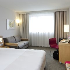 Отель Novotel Zurich City West 4* Стандартный номер с различными типами кроватей