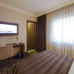 Delta Hotel Istanbul Стандартный номер с различными типами кроватей фото 2