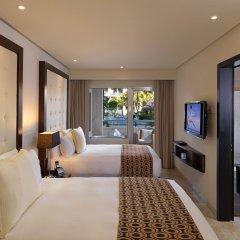 Отель Paradisus Playa del Carmen La Esmeralda All Inclusive 4* Люкс с различными типами кроватей