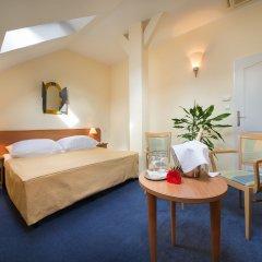 EA Hotel Tosca 3* Стандартный номер с различными типами кроватей
