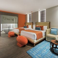 Отель Nickelodeon Hotels & Resorts Punta Cana - Gourmet комната для гостей