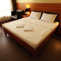 Отель Fuente Oro Business Suites 3* Номер Делюкс с различными типами кроватей