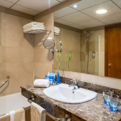 Отель Tryp Vielha Baqueira Номер Премиум разные типы кроватей фото 2