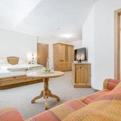 Отель Das Central – Alpine . Luxury . Life 5* Стандартный номер с различными типами кроватей