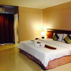 Отель Curve Boutique Pattaya 3* Улучшенный номер с различными типами кроватей