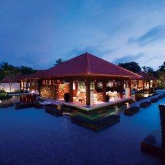 Отель Grand Hyatt Bali ресепшен в спа фото 2
