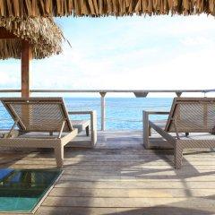 Отель Conrad Bora Bora Nui 5* Вилла Делюкс с различными типами кроватей фото 3