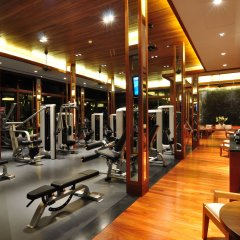 Отель Andara Resort Villas фитнесс-зал фото 2