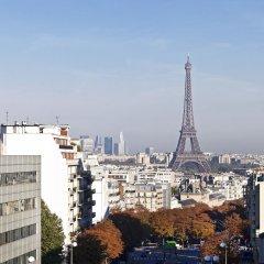 Отель Hôtel Concorde Montparnasse 4* Улучшенный номер с двуспальной кроватью
