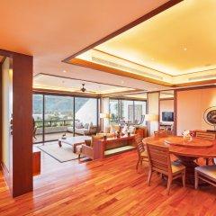 Отель Andara Resort Villas гостиная