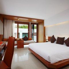 Отель La Flora Resort Patong 5* Улучшенный номер разные типы кроватей фото 2