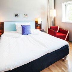 Hotel Scandic Sluseholmen 4* Улучшенный номер фото 2
