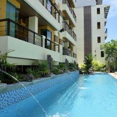 Отель La Vintage Resort открытый бассейн фото 3