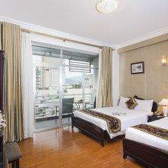Brandi Nha Trang Hotel 3* Люкс с разными типами кроватей