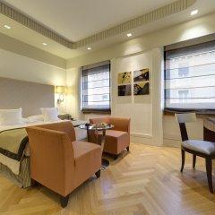 Отель Melia Genova 5* Стандартный номер с разными типами кроватей