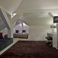 Отель Platinum Palace 5* Стандартный номер с различными типами кроватей фото 7