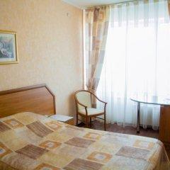 Гостиница Турист 3* Стандартный номер с двуспальной кроватью