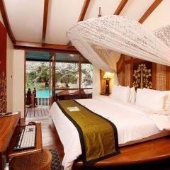 Отель Sawasdee Village 4* Номер Делюкс с различными типами кроватей