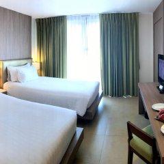 Centara Pattaya Hotel 4* Номер Делюкс с различными типами кроватей