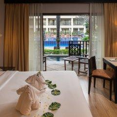 Отель Deevana Patong Resort & Spa 4* Номер Делюкс с двуспальной кроватью фото 11