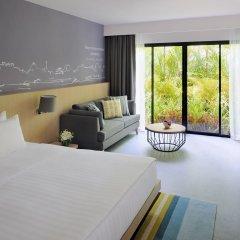 Отель Movenpick Resort & Spa Karon Beach Phuket 5* Люкс с различными типами кроватей фото 3