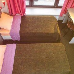 Хостел Привет Стандартный номер разные типы кроватей (общая ванная комната) фото 5