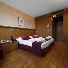 Отель Carlyle Brera 4* Стандартный номер с двуспальной кроватью