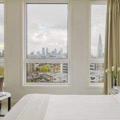 Отель H10 London Waterloo 4* Стандартный номер с различными типами кроватей